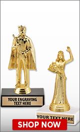 Talent Competition Trophies