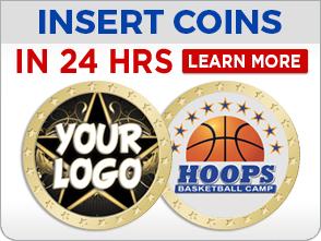 Custom Insert Coins