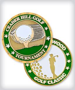 Golf Coins