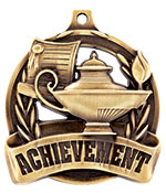 "2"" Achievement Medal"