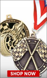 Racing Medals