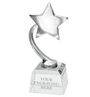 Platinum Star Jewel Crystal