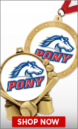 PONY Medals