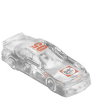 Stock Car Acrylic Embedments