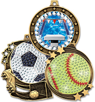Blingster Medals