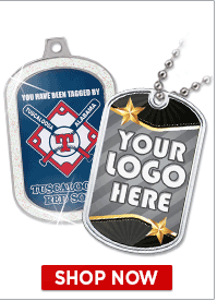 Custom Logo Dog Tags