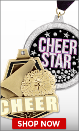 Cheer Medals