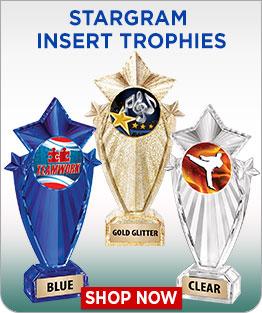 Stargram Icicle Trophies
