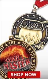 Grill Master Medals