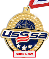 USSSA Medals