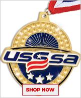 USSSA Medals