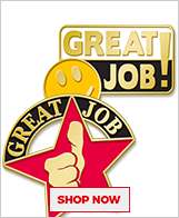 Great Job Pins