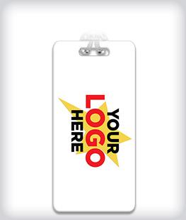 Custom ID Bag Tag With Your Logo