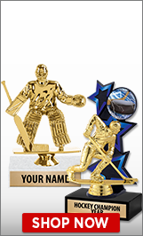 Street Hockey Trophies