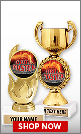 Grill Master Trophies