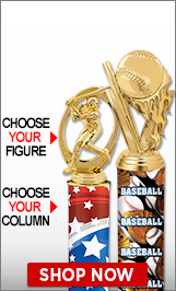 Build Your Own Baseball Trophy