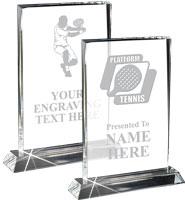 Diligence Crystal Award