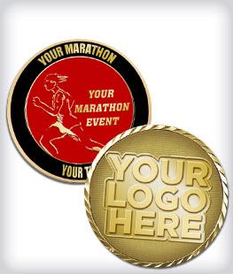 Custom Marathon Coins