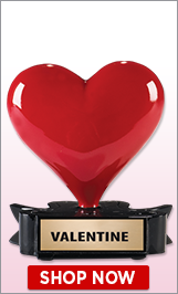 Valentine's Day Trophy