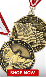 Labor Day Medals