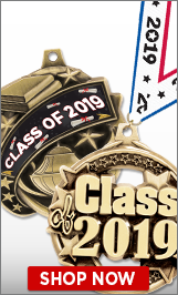 Class Of 2019 Medals