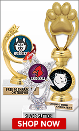 Mascots Trophies