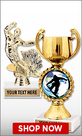 Snowboard Trophies