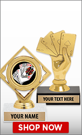 Cribbage Trophies