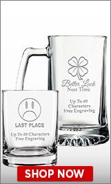 Funny Glassware