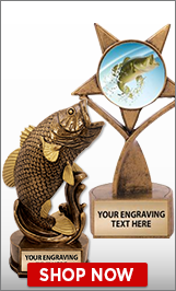 Fishing Sculptures
