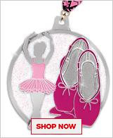 Ballet Medals