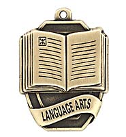 Language Arts Medals