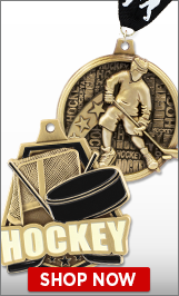 Hockey Medals