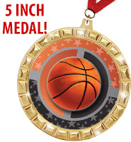 "5"" Grand Insert Medals"