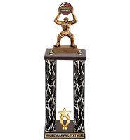 "26"" Fantasy Monster 4 Poster Trophy"