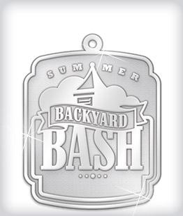 Shiny Silver Custom Oktoberfest Medals