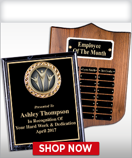 Corporate Plaques