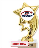USA Hockey Trophies