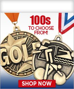 3D Diecast Medals