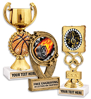 Blingster Trophies