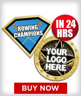 Custom Insert Rowing Pins