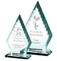 Greenwich Arrowhead Crystal Awards