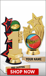Ultimate FrisbeeTrophies