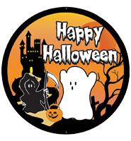 FF Halloween Stickers