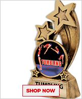 Tumbling Sculptures