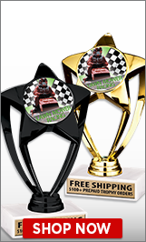 Lawn Mower Racing Trophies