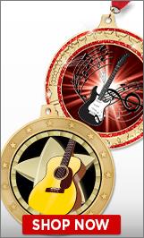 Guitar Medals