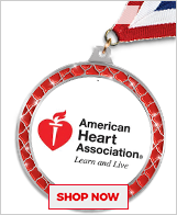 American Heart Association Medals