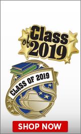 Class Of 2019 Pins