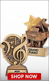 Piano Sculptures